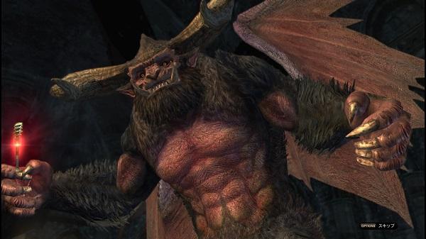 PS4 PS3 DDON dragonsdogma on-line ドラゴンズドグマオンライン 白竜
