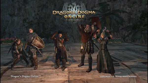 PS4 PS3 DDON dragonsdogma on-line ドラゴンズドグマオンライン 初心者 クラン