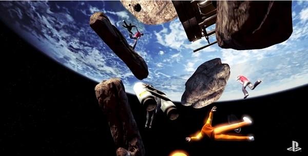 PS4 PSストア ヤギ シミュレーター Goat Simulator