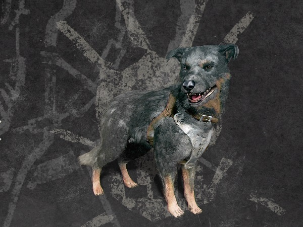 PS4 マッドマックス MADMAX 犬 ドックフード トカゲ ウジムシ