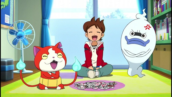 ゲームアニメ 妖怪ウォッチ 89話 だっせんしゃ 爆笑回