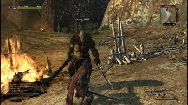 PS4 PS3 dragonsdogma on-line ドラゴンズドグマオンライン プレイ日記 多田之屑