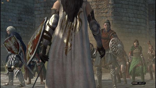 PS4 PS3 DDON dragonsdogma on-line ドラゴンズドグマオンライン プレイ日記 クラン メインクエスト GM