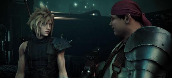 PS4 FF7 リメイク ファイナルファンタジー7 クラウド