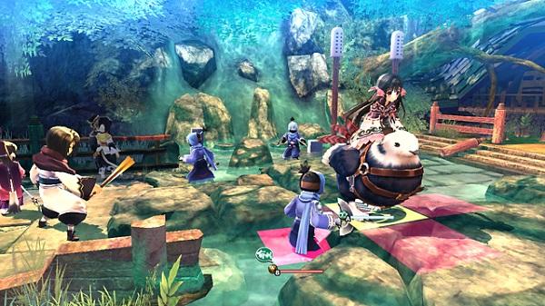 PS4 PS3 うたわれるもの 偽りの仮面 シミレーションRPG 9月の注目ゲーム