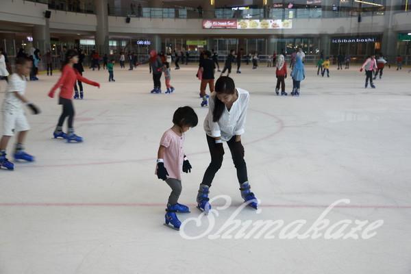 シャングリラホテルプトラジャヤ観光 スケート