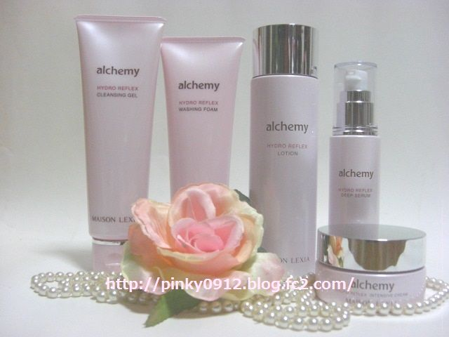 アルケミー(alchemy)