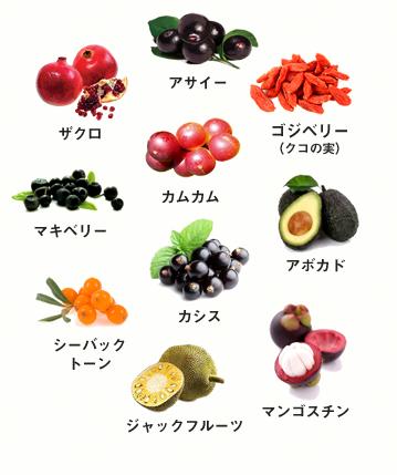 スーパーフルーツ