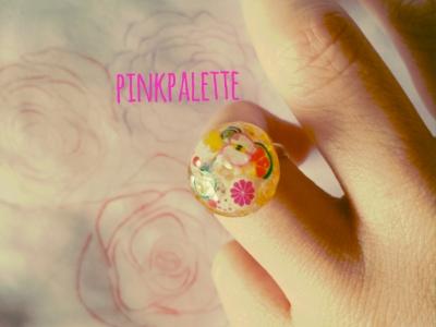 pinkpalette アクセサリー