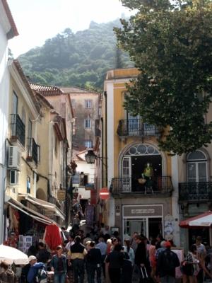 ポルトガル075シントラ
