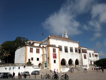 ポルトガル078シントラ王宮