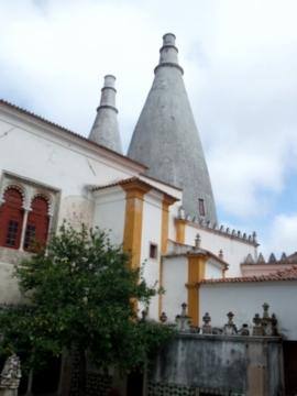 ポルトガル079シントラ王宮