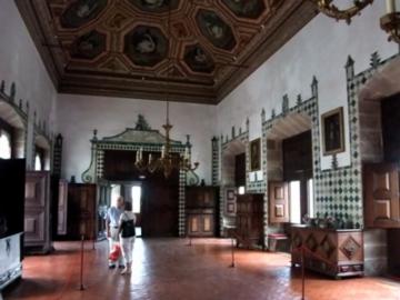 ポルトガル82シントラ王宮
