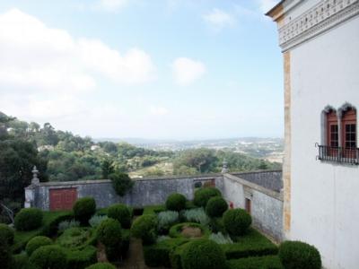 ポルトガル091シントラ王宮