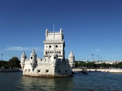 ポルトガル ベレンの塔