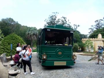 ポルトガル092ペーナ宮殿