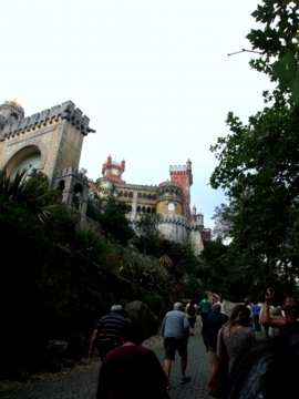 ポルトガル093ペーナ宮殿