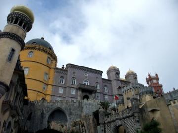 ポルトガル094ペーナ宮殿