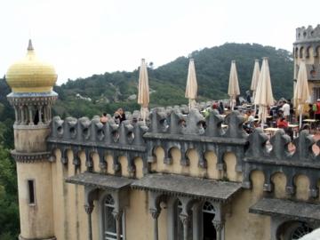 ポルトガル095ペーナ宮殿
