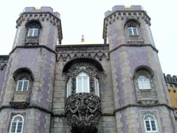 ポルトガル097ペーナ宮殿