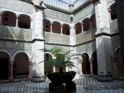 ポルトガル099ペーナ宮殿