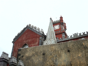 ポルトガル101ペーナ宮殿
