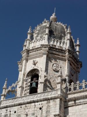ポルトガル110ジェロニモス修道院
