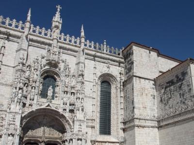 ポルトガル111ジェロニモス修道院