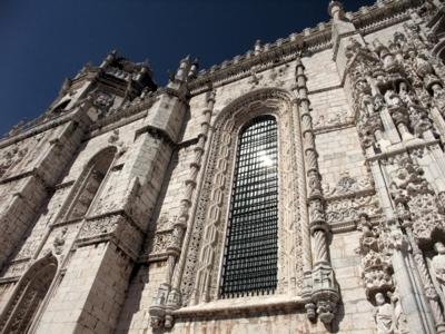 ポルトガル113ジェロニモス修道院