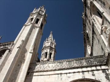 ポルトガル114ジェロニモス修道院