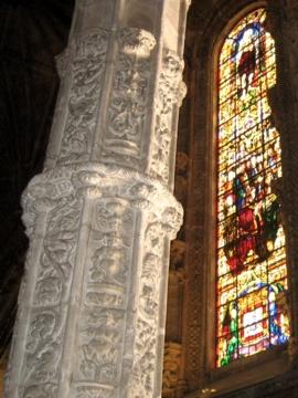 ポルトガル120ジェロニモス修道院