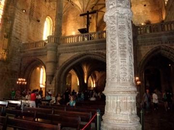 ポルトガル122ジェロニモス修道院