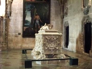 ポルトガル124ジェロニモス修道院