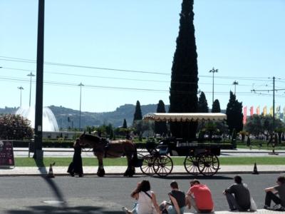 ポルトガル133インペリオ広場