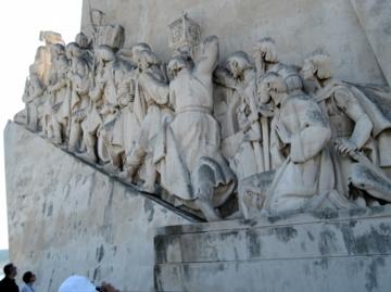 ポルトガル139発見のモニュメント東