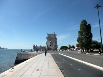 ポルトガル141ベレンの塔