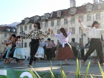 ポルトガル142フォークダンス