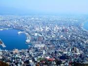 函館山からの昼景