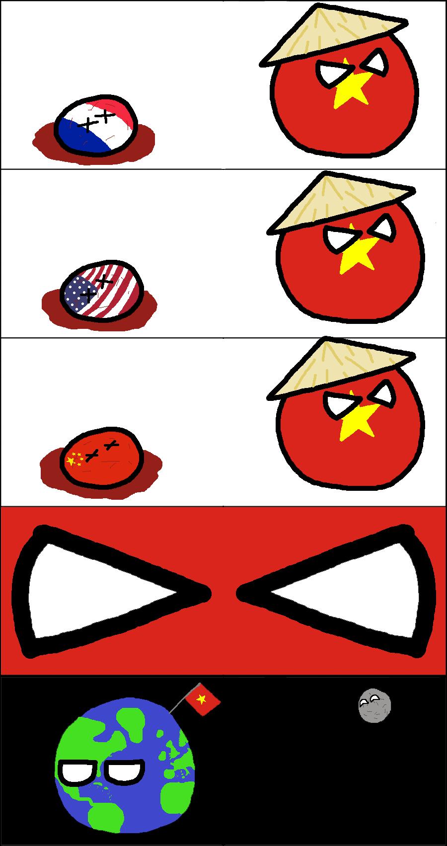 ベトナムを怒らせちゃいけないよ (1)