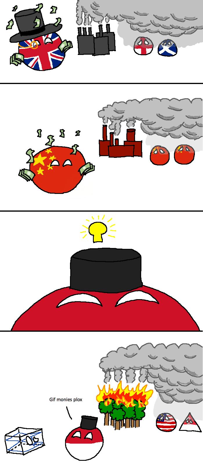 ポーランドボール 翻訳