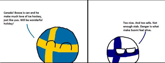 フィンランドが旅行の予約をするよ (4)
