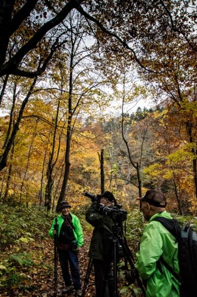 森町滝撮影風景-7978