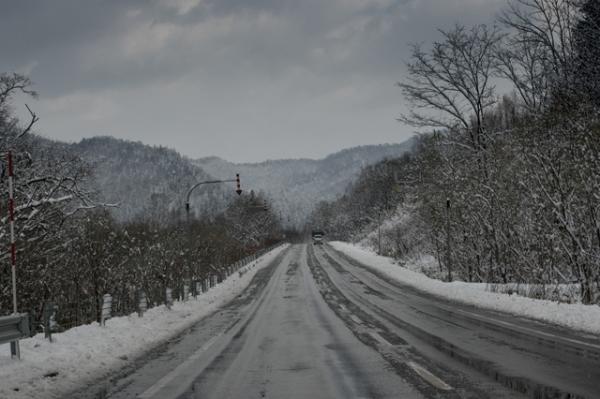 雪道-8375