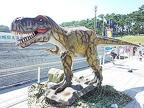 恐竜20150924