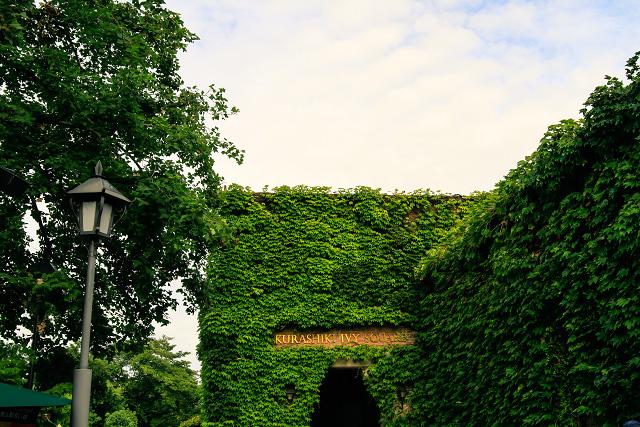 岡山県倉敷市の美観地区