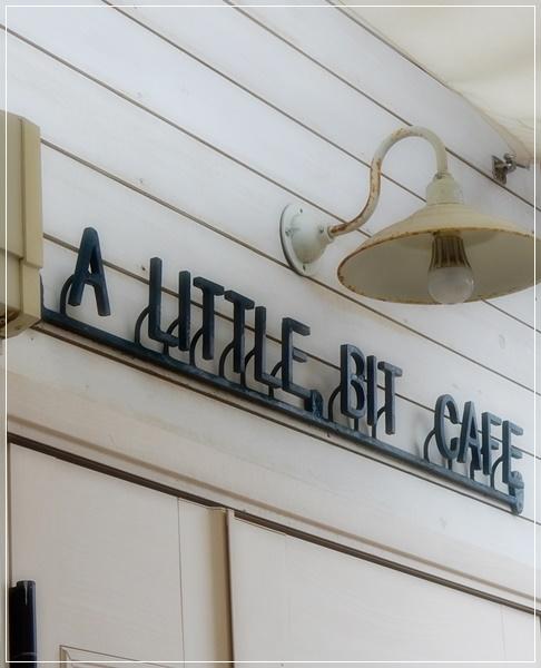 A LITTLE BIT CAFE