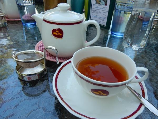 紅茶(軽井沢の芽衣)