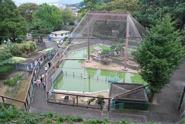 お城の動物園