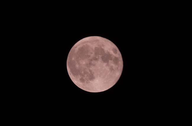 suoer moon