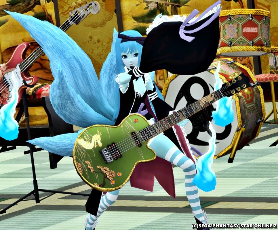 妖怪ギター